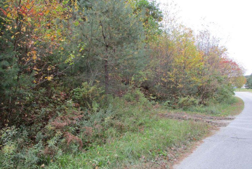 October road side