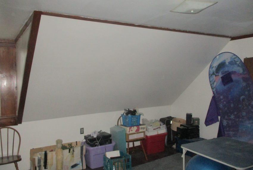 Unit 1 upstairs bedroom